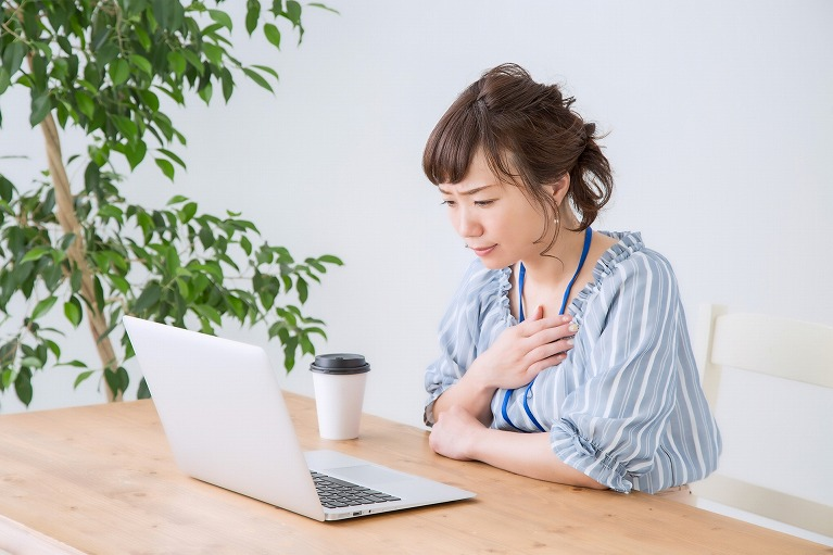 気管支喘息の症状
